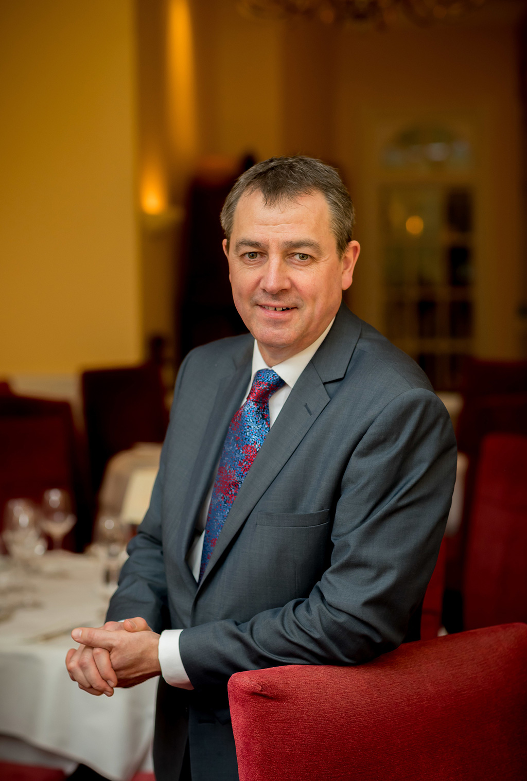 Martin Clegg, Our General Manager