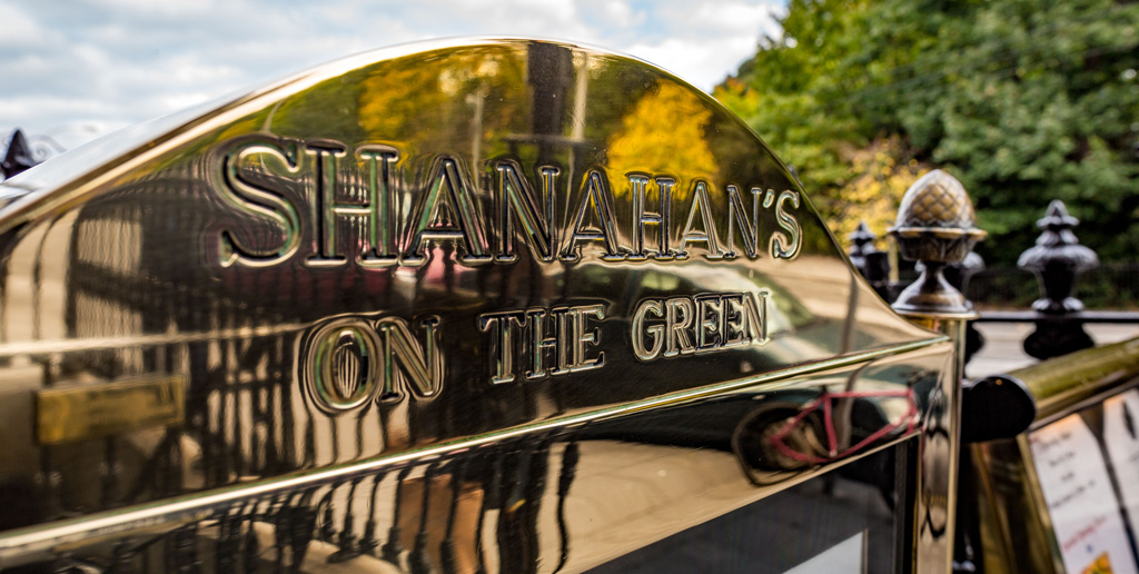History | Shanahan's On The Green