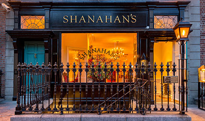 Shanahan S On The Green American Style Steakhouse Seafood